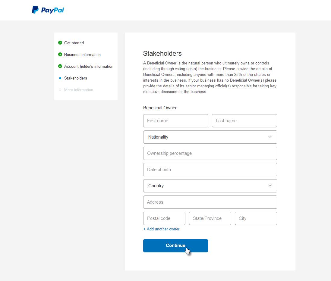 Kako svoj PayPal račun nadograditi u poslovni