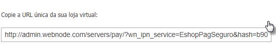 Configurar PagSeguro