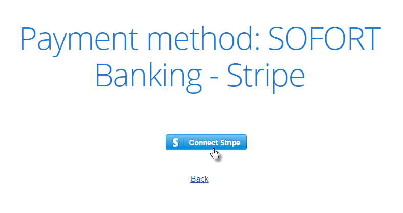 How to Connect Sofort Banking to Accept Wire Transfer Payments