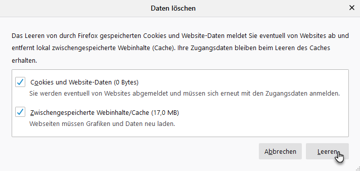 cache-cookies