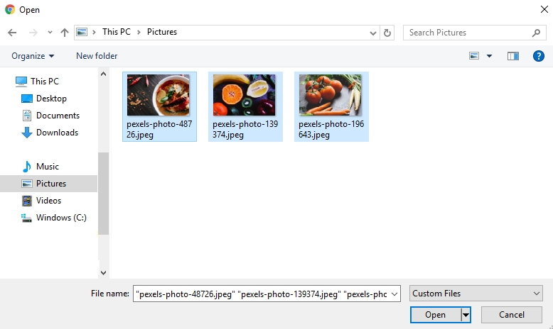 How to Add a Photo Gallery