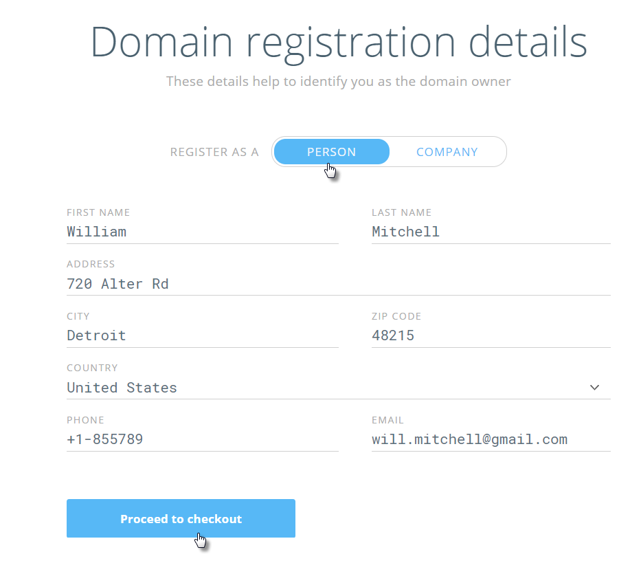 How to Register Your Own Domain