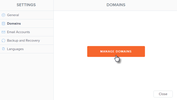 How to Set Your Domain as Primary