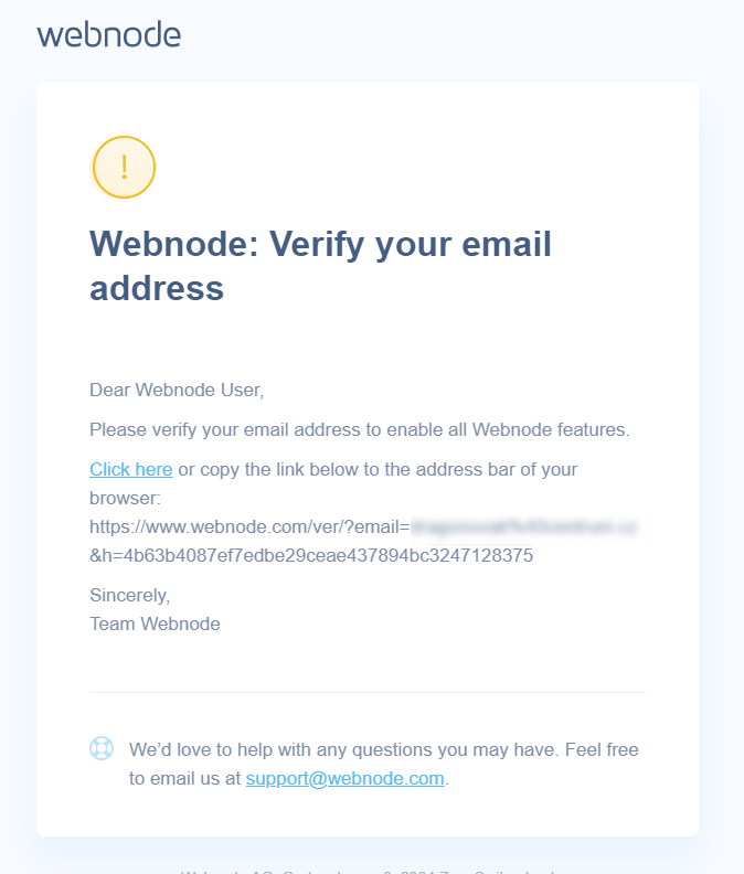 How to Change your Login Email Address