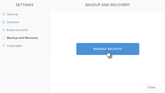 How to Create a Backup of Your Website