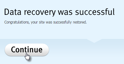 How to Restore a Website From a Backup