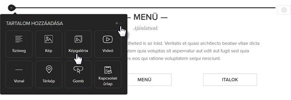 Hogyan adj új tartalmat a weboldaladhoz