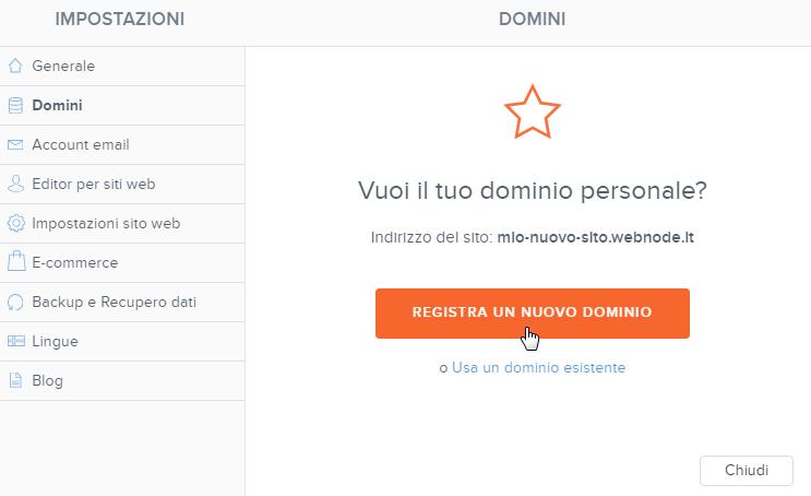 Come registrare un nome di dominio