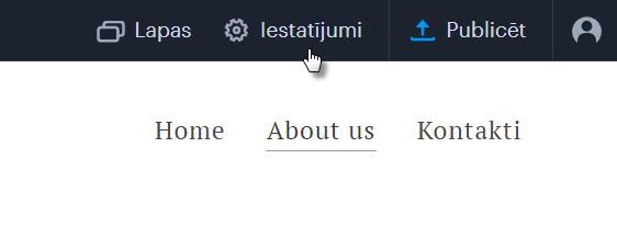 Kā nomainīt mājas lapas fontu