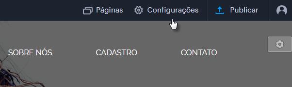 Como usar domínio em Webnode