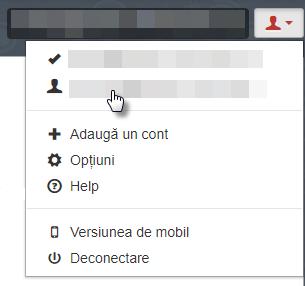 Cum să utilizați căsuța de e-mail creată cu Webnode