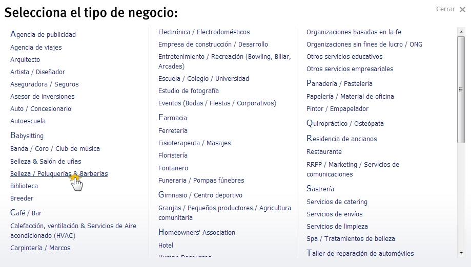 Webnode manual para crear una web con webnode - Nombres originales empresas ...