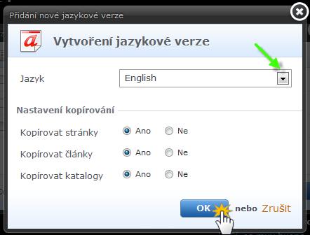 Jak vytvořit vícejazyčný web?