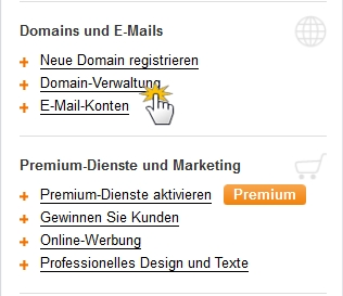 Domainverifikation
