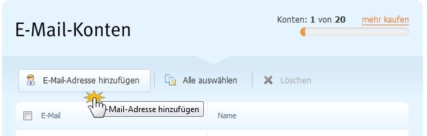 Email erstellen