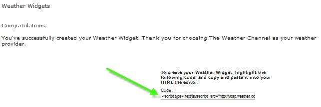 Webnode - Add a widget