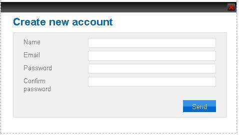 Member login