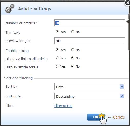Articles category