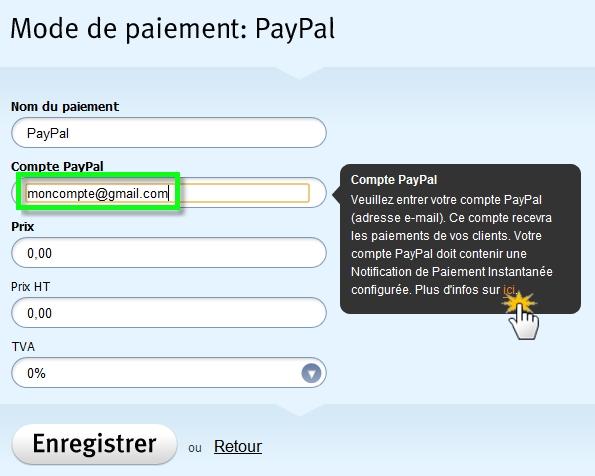 Webnode comment installer paypal - Mode paiement paypal ...