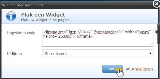 HTML code ok