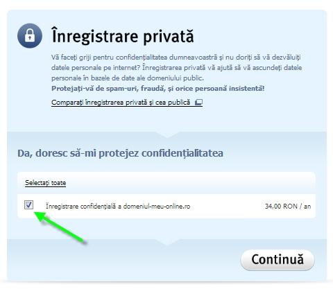 Reguli de Înregistrare | RoTLD - Romania Top Level Domain
