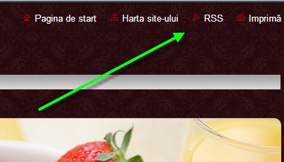 Configuring RSS