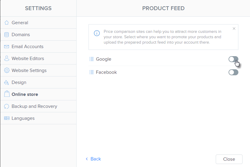 How to Export Products to Price Comparison Websites